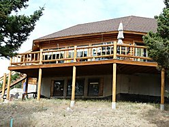 log home, for sale, helena, montana, wildlife, canyon ferry, missouri river, hunt, fish, acres,  for sale