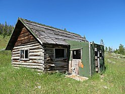 land, for sale, acres, big hole river, montana, cabin, beaverhead deerlodge national forest, elk,  for sale