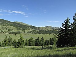 acreage, for sale, jefferson city, montana, elkhorn mountains, helena, year round access, wildlife, for sale