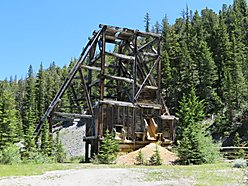 land, for sale, wise river, montana, national forest, big hole river, wildlife, mining, recreation, for sale