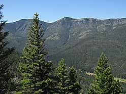 montana, cabin, for sale, leveled site, continental divide, wolf creek, wildlife, views, helena,  for sale