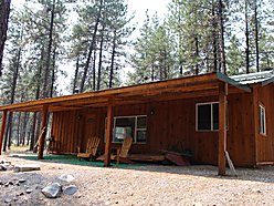 off gird, cabin, for sale, st. regis, montana, solar, generator, wildlife, year round access, usfs,  for sale