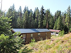 home, for sale, recreational, USFS, Lookout Pass, Hiawatha bike trail, hunting, hiking, snowmobile, for sale