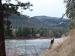 lot, for sale, power, water, sewer, property, superior, montana, clark fork river, river access,  for sale