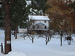 alberton, montana, home, for sale, usfs, clark fork river frontage, fenced, wildlife, fruit trees,  for sale