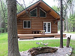 cabin, for sale, st. regis, montana, golf course, wildlife, udfs, flathead lake, lolo hot spring, for sale