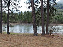 clark fork river, river frontage, fly fishing, wildlife, for sale, st. regis, Montana, land, views, for sale