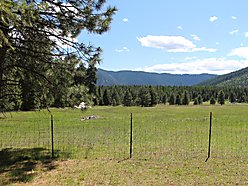 property, for sale, usfs land, st regis, mt, coer d'alene id, mountains, boating, skiing, homes, for sale