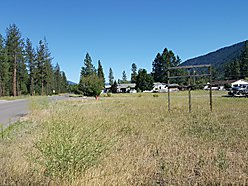 Superior, Montana, building lot for sale, city water, sewer, National Forest,  Missoula, MT  for sale