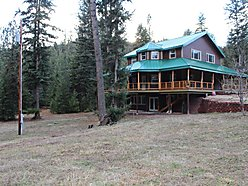 home, for sale, st. regis, montana, lolo national forest, mother in law, apartment, wildlife, views, for sale
