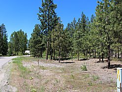 lot, for sale, superior, Montana, building, rv, clark fork river, river access, no covenants, view,  for sale
