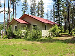 home, for sale, haugan, montana, hunt, fish, atv trails, rv, shop, hiawatha bike trail, wildlife,  for sale